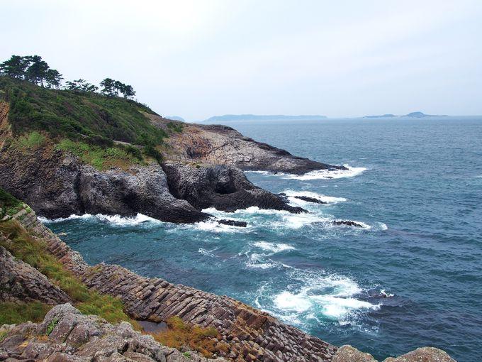 「七ツ釜」のある玄海国定公園からは美しい絶景が!