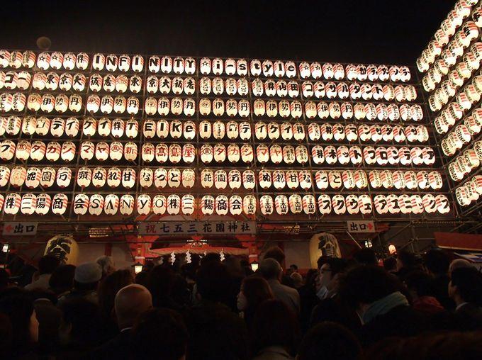 新宿「花園神社」が華やぐ「酉の市」は、いつ何時まで催されるの?