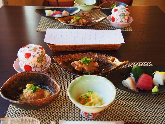 焼きてびちにセイイカや田芋!沖縄の大地や海の恵みの優しい味