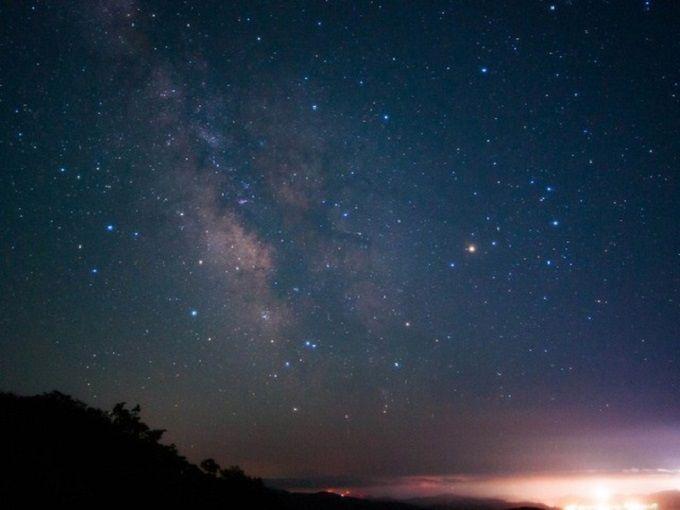 【楽しみ方7】ナイトツアーで満天の星空観賞