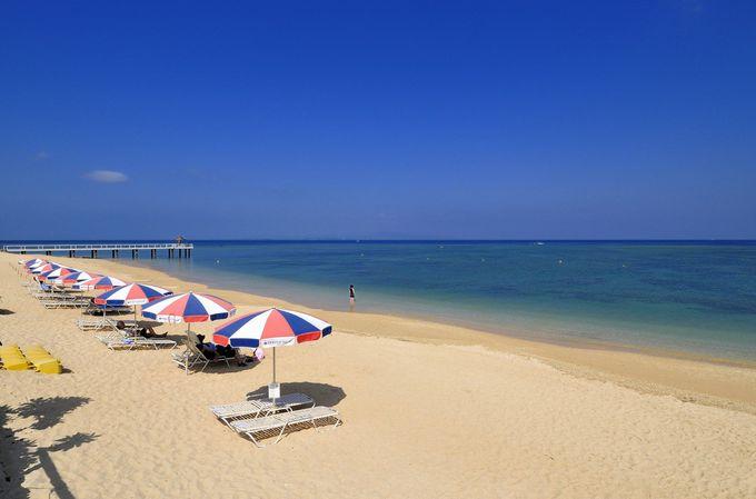 1日目午後:「フサキビーチ」で海も絶景も楽しもう