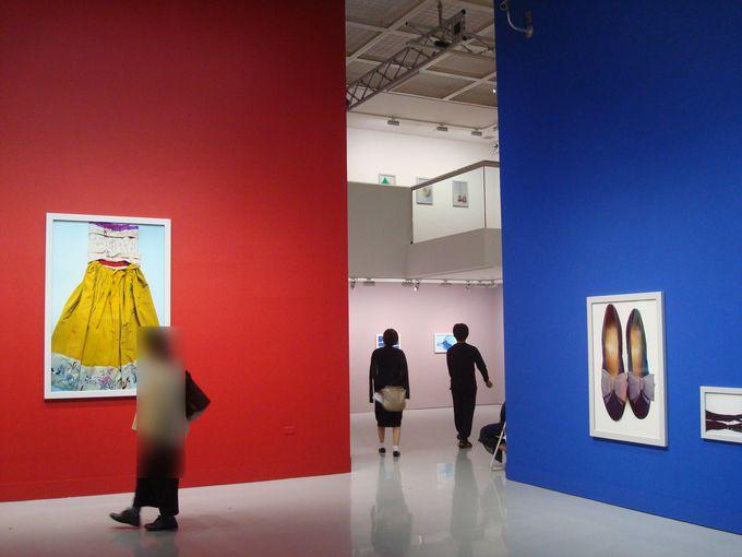 老舗画廊はビッグネームと若手の競演「資生堂ギャラリー」