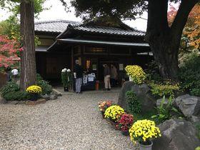大正ロマン薫る「旧安田楠雄邸」創建者の遊び心が息づく東京・谷根千の和風建築