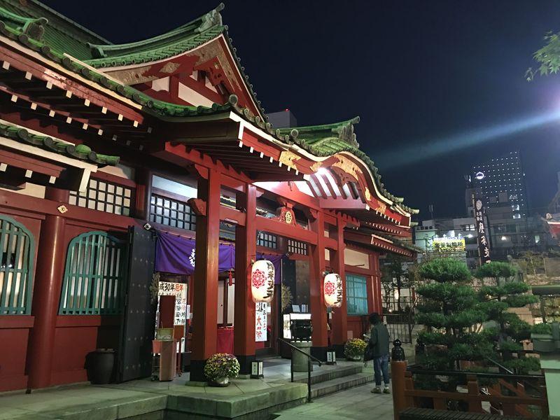 亥年の初詣は上野アメ横「摩利支天 徳大寺」で!猪パワーにあやかろう