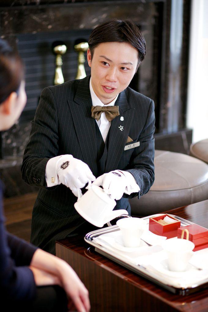 本当に無料でいいの?セント レジス ホテル 大阪のバトラーサービスが凄すぎる!