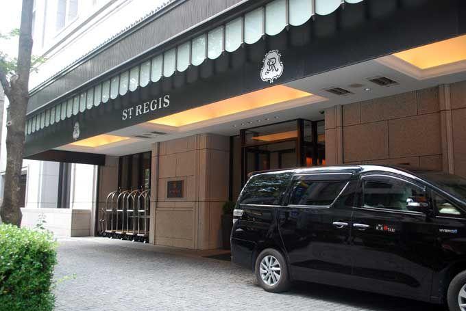 「タイムレス」&「ベストアドレス」がコンセプトのセント レジス ホテル 大阪へ!