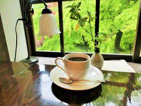 湯布院の憧れ宿・亀の井別荘の人気カフェ「天井桟敷」で上質なひとときを