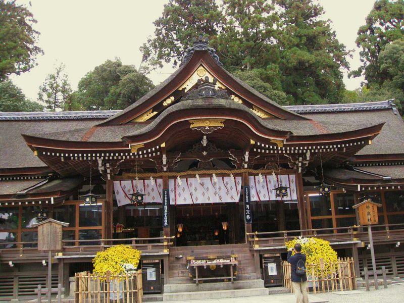 奈良の大神神社でパワーを