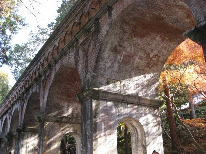 珍しい水道橋