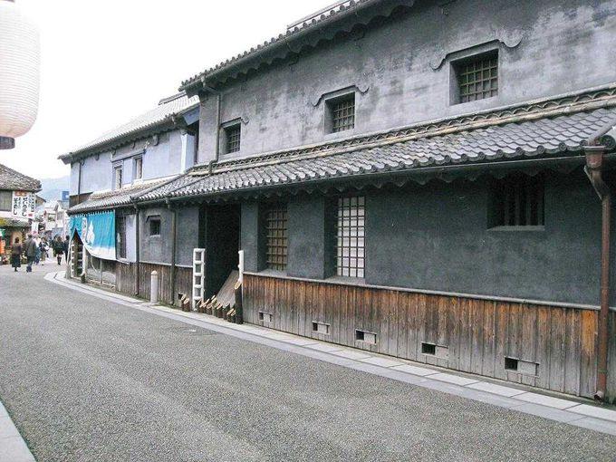 九州の小京都 日田 豆田町