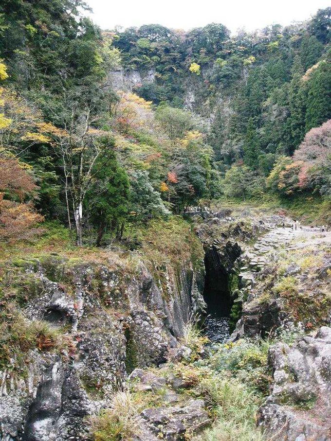 紅葉と景観