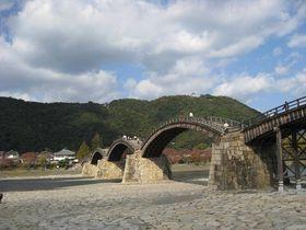 一度は渡ってみたい!日本の三名橋の一つ「錦帯橋」