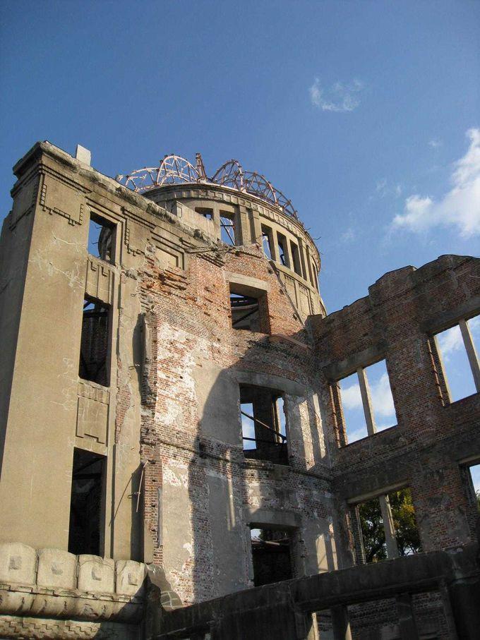 大人になった今こそ!「広島平和記念公園・原爆ドーム」