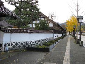 山陰の小京都と呼ばれる美しい「津和野」を訪ねて