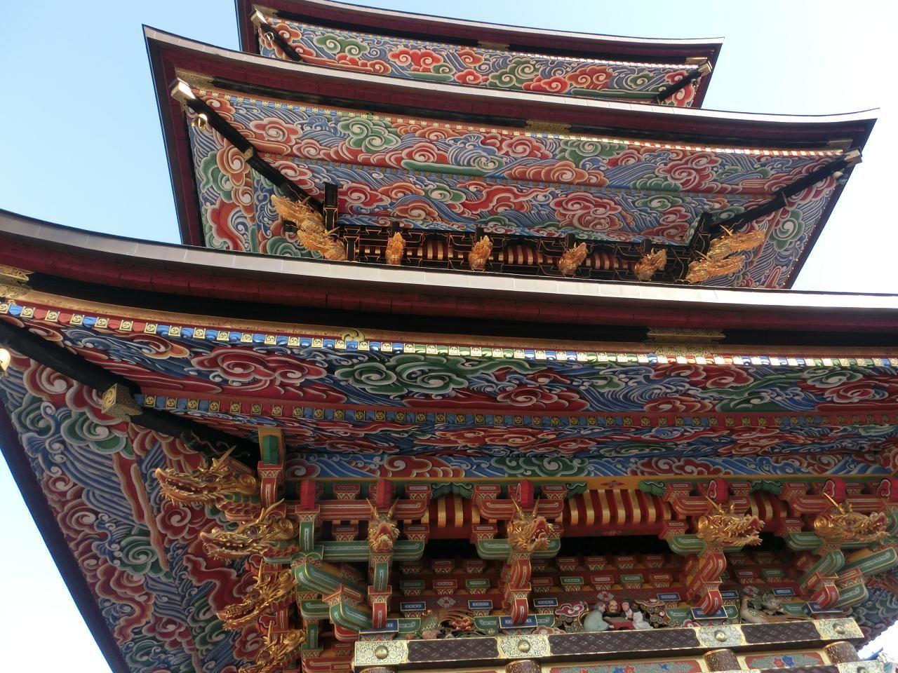 成田山新勝寺の見どころはココ!「節分会」2018も有名人がゲスト出演