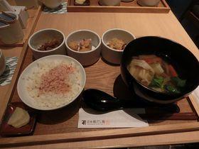 日本伝統の食文化を発信!東京・日本橋「コレド室町2」グルメ4選