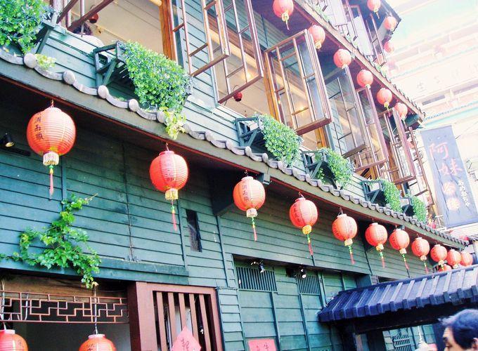 映画「千と千尋の神隠し」のモチーフになった茶芸館
