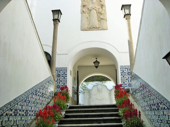 アズレージョの美しい「リアルセナド」