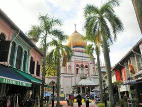シンガポール・アラブストリートのおすすめ観光スポット5選