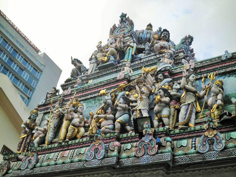 シンガポールのアラブストリート、リトルインディアで異国文化に触れる