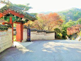 韓国ドラマロケ地で有名な三清閣で、一度は食べたい宮廷料理