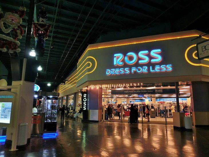 掘り出し物がいっぱいの「ROSS DRESS FOR LESS」