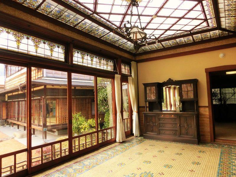 ドラマ「花子とアン」のロケ地、熱海の起雲閣はロマンが溢れる名邸!