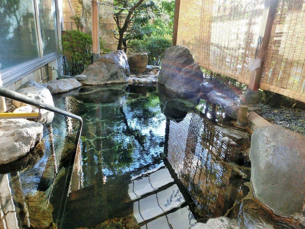 デトックス・リラックスの温泉