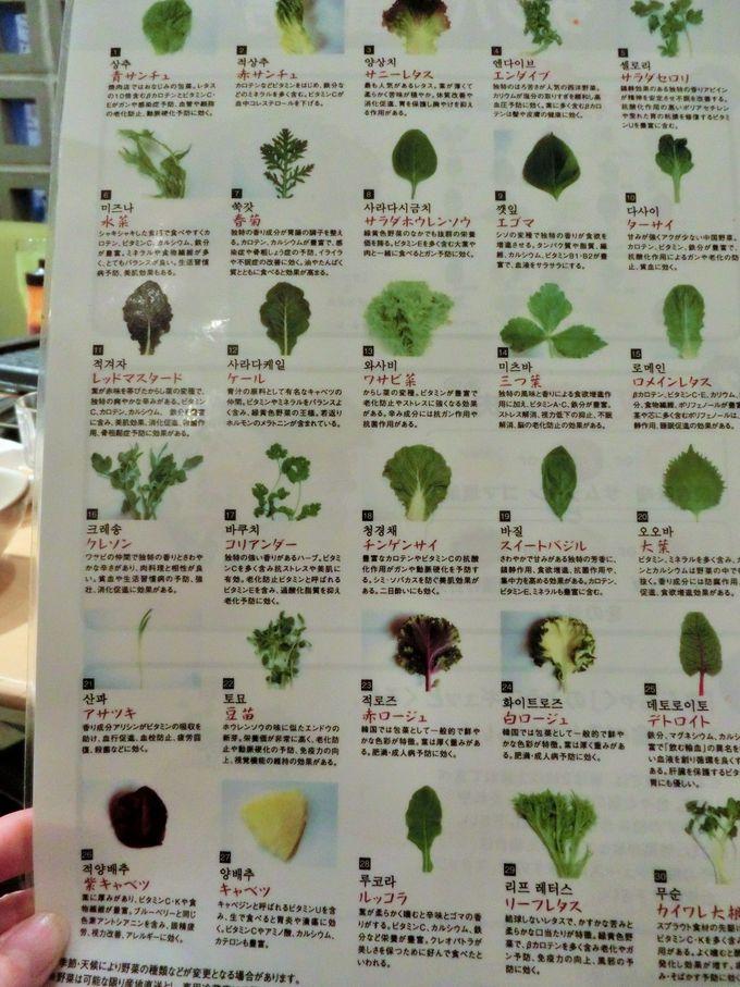 野菜たっぷりでヘルシー