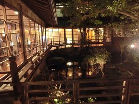 まるで迷うことを愉しむような回廊!伊豆修善寺「湯回廊菊屋」