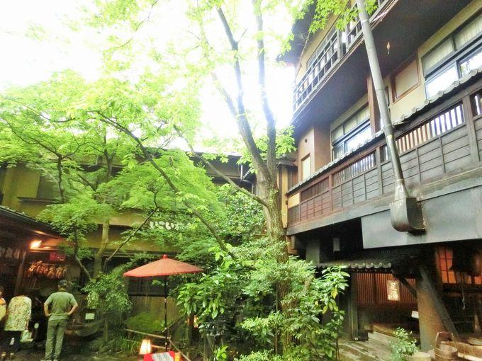 昭和のかほりのする旅の宿