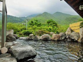 眺望抜群!由布岳に一番近い「ゆふいん七色の風」に宿泊!