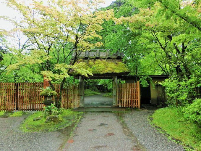 1.亀の井別荘