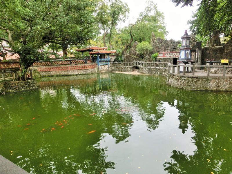 台北観光の穴場スポット!大富豪の邸宅「林本源園邸」