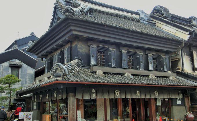 小江戸川越の観光シンボル「時の鐘」