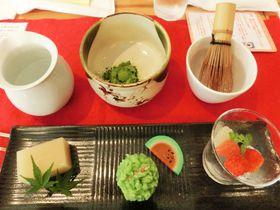 自分でお茶が点てられる!吉祥寺で人気の和カフェ「茶の愉」