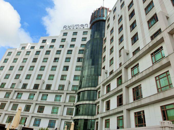 3.プルマン ハノイ ホテル