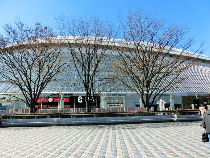 人気の東京ドームシティ