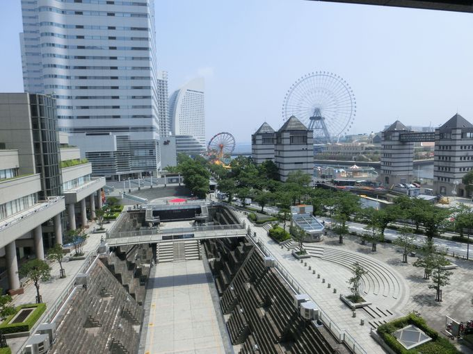 【2日目:午前】横浜ランドマークタワー
