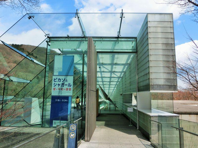 モネ、ルノアール、ガレも!箱根「ポーラ美術館」で名作に感動