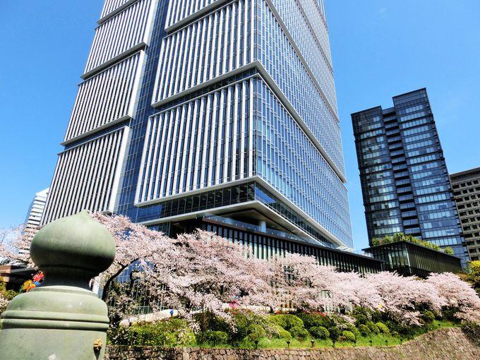 スタイリッシュな「東京ガーデンテラス紀尾井町」