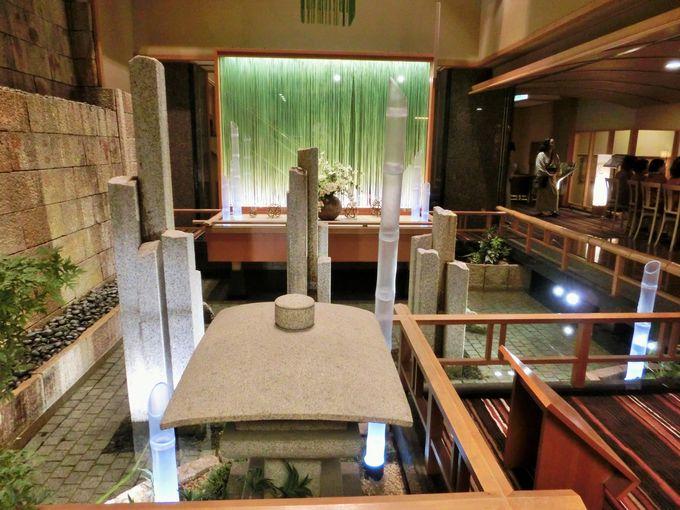 温泉と料理が自慢の宿