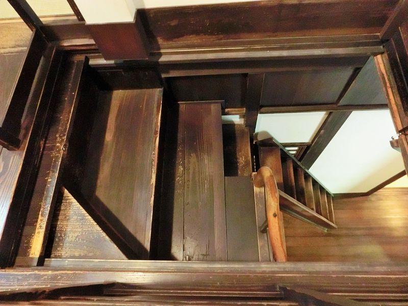 落とし階段に武者溜り!京都「二條陣屋」はまるで忍者屋敷