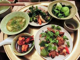 フレンチヴィラが素敵すぎる!ハノイ「マダム・ヒエン」でベトナム料理を味わう