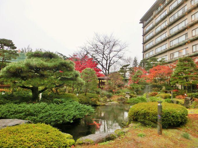 1.高山グリーンホテル