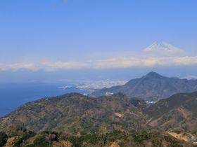 富士山の絶景と空中ランチ!「伊豆の国パノラマパーク」