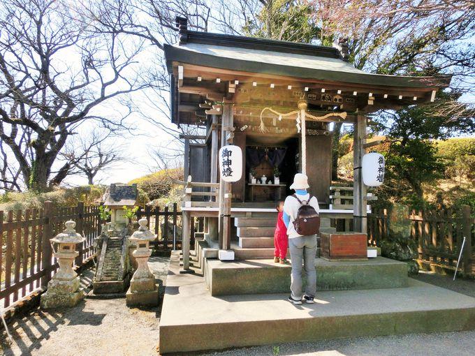 パワースポット「葛城神社」