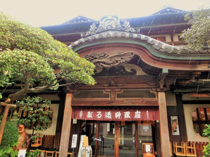 小田原市街の町並みを代表する建造物