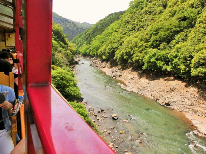 4.保津峡