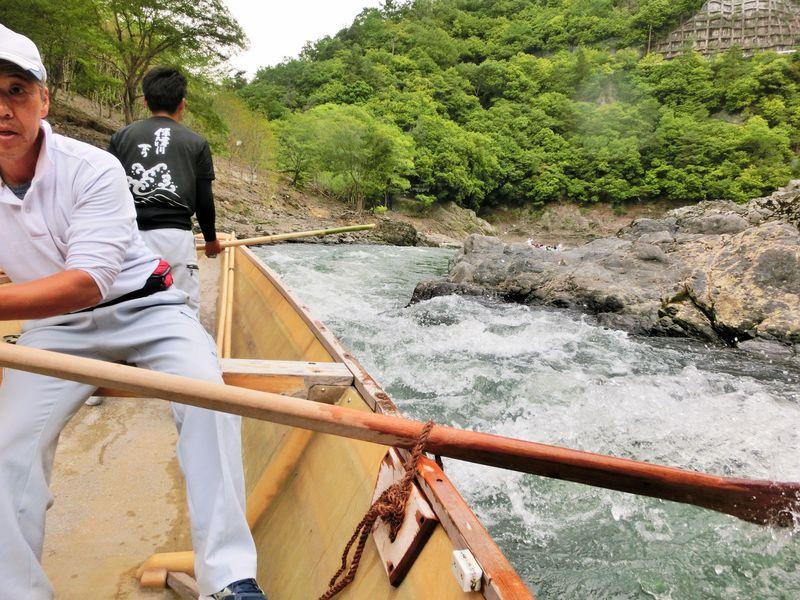 京都・保津峡「嵯峨野トロッコ列車&保津川下り」の楽しみ方